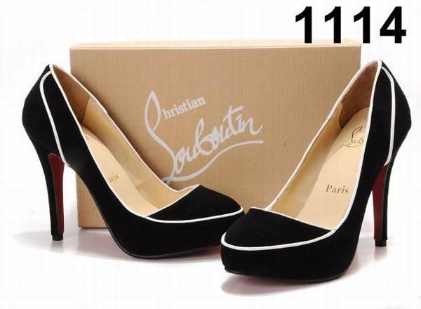 sélection premium d4ecd c1dc6 chaussure louboutin soldes homme,chaussure louboutin noir ...