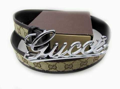 0b54f86b67f fausse ceinture gucci homme blanche